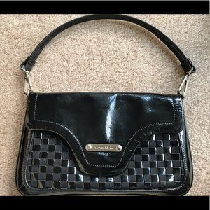 Calvin Klein purse. Lightly used. 10x6 inches.